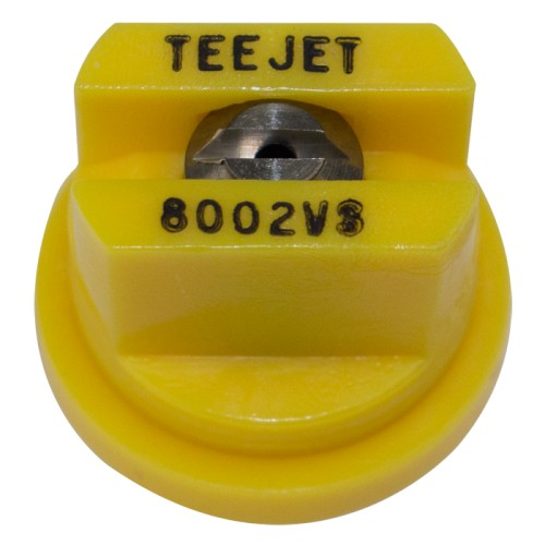 Flat Spray Nozzle (SS Insert)