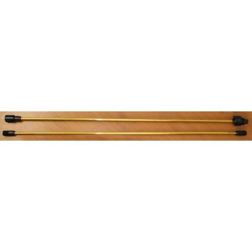 "60""Brass Extension Wand (2 Pcs)"