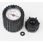Pressure Control Gauge with adapter, 86psi max reading