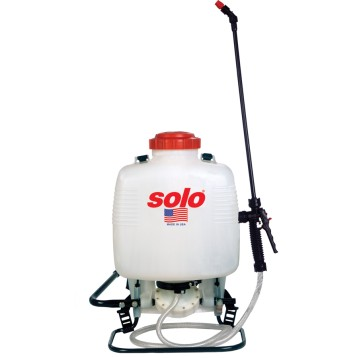 473-D Backpack Sprayer, 3 Gallon, Diaphragm