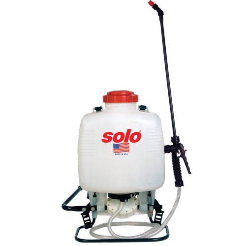 Backpack Sprayer, 3 Gallon, Diaphragm