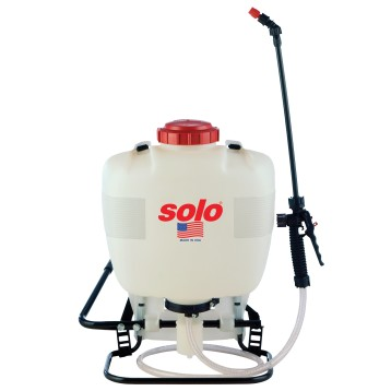 425 Backpack Sprayer, 4 Gallon, Piston