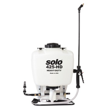 425-HD Backpack Sprayer, 4 Gallon, Piston, Heavy-Duty
