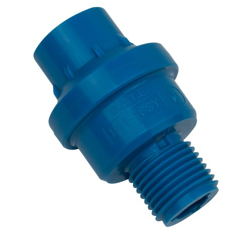 Cfvalve [2 Bar] Blue (attaches to elbow)