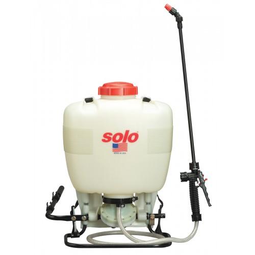 Backpack Sprayer, 4 Gallon, Diaphragm - Bleach Resistant
