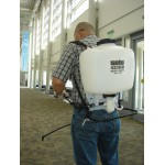 Backpack Sprayer, 4 Gallon, Piston, Heavy-Duty