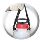 456 Handheld Sprayer, Adjustable Webbed Nylon Carry Strap
