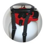 430-1G Farm & Landscape Handheld Sprayer, Adjustable Webbed Nylon Carry Strap