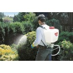 Backpack Sprayer, 4 Gallon, Piston