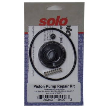 Spare Parts - Backpack Sprayers - Solo Incorporated