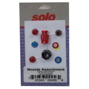 Nozzle Assortment