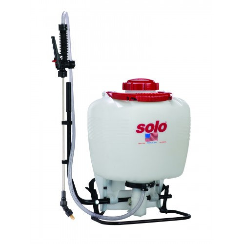 425-PROF Sprayer, Backpack, Professional, 4 Gallon, Piston