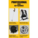 475-PROF Sprayer, Backpack, Professional, 4 Gallon, Diaphragm