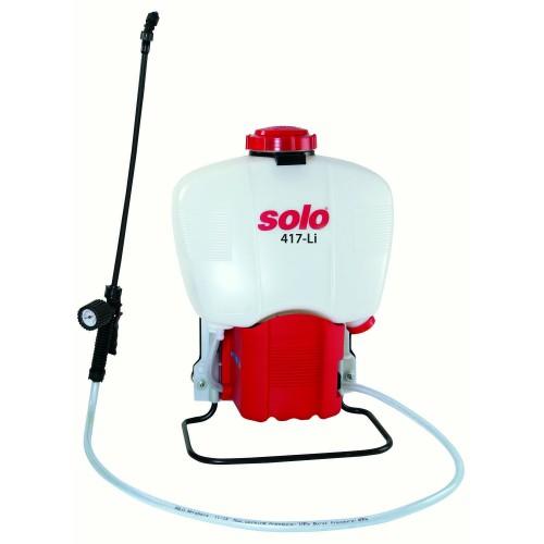 417-Li Backpack Sprayer, 4.5 Gallon, Battery-operated