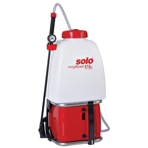 416-Li Backpack Sprayer, 5 Gallon, 12V Battery