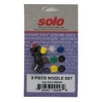8 Piece Nozzle Set