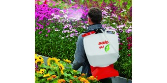 This is How Solo's 441 Battery-Powered Sprayer is Unique