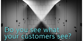 The survey says…Clean Restrooms Lead to Repeat Business!