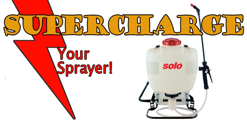 SUPERCHARGE Your Backpack Sprayer with these Super Cool Accessories! | Infographic