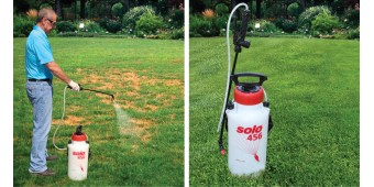 BROWN PATCH & LARGE PATCH LAWN DISEASES