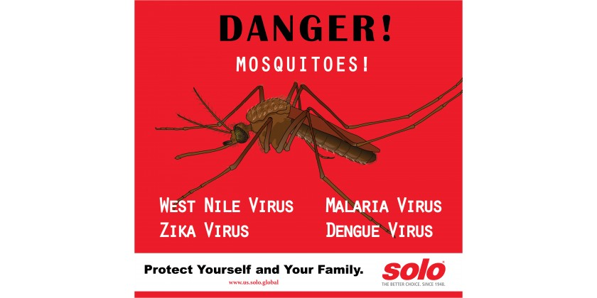The Dangers of Mosquito-Borne Diseases