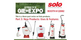 New Solo Products at the GIE+EXPO